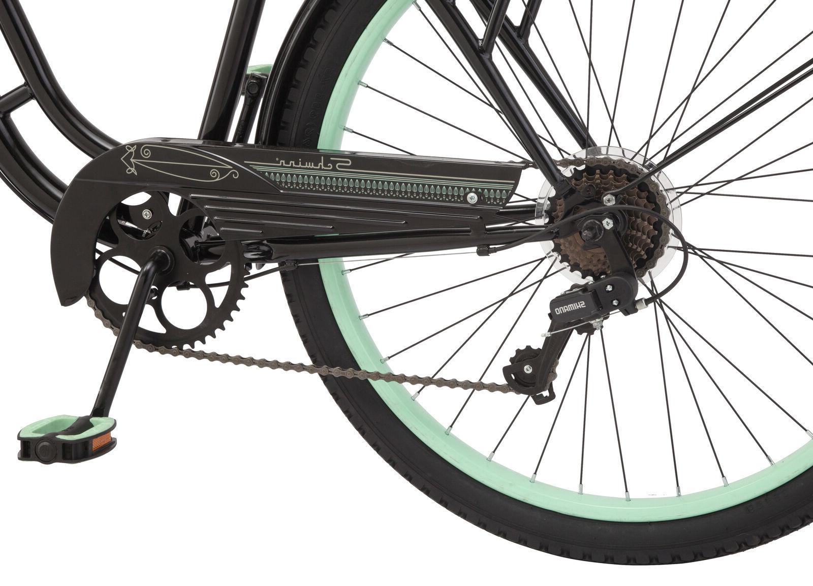 """26"""" Schwinn Bike, Black"""