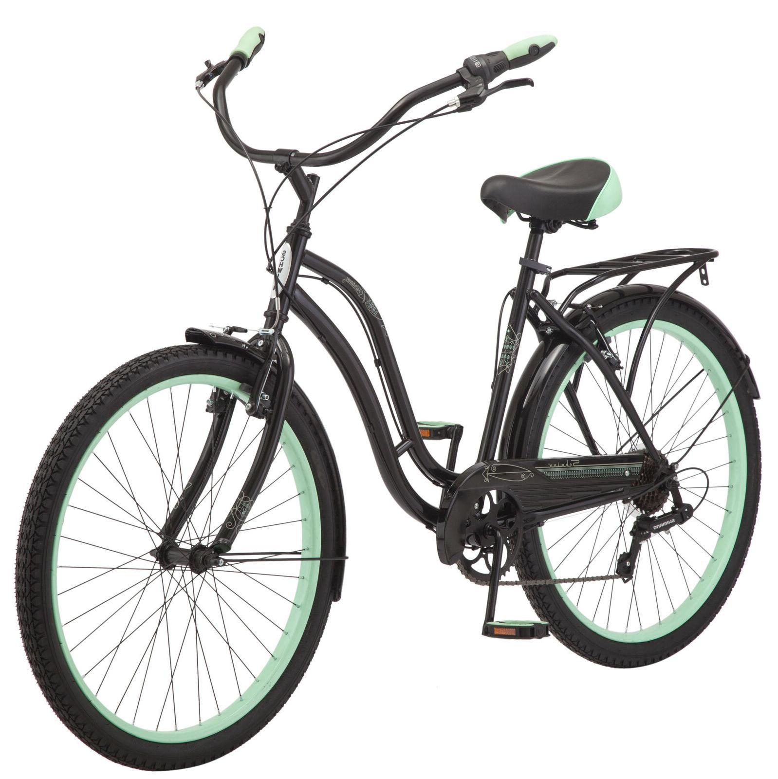 26 fairhaven cruiser bike black