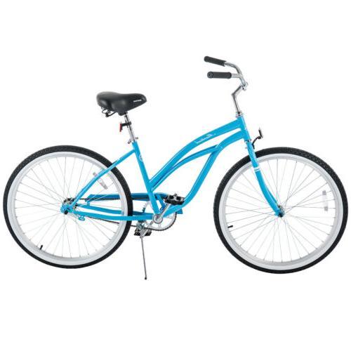 "26"" Road Bicycle Classic Beach Bike Single Lightweight"