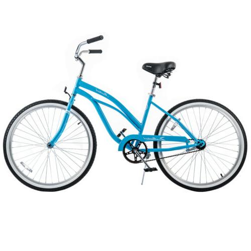 "26"" Bicycle Cruiser Bike Single"
