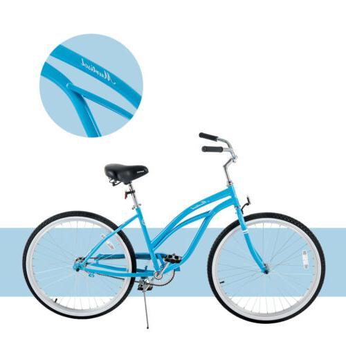 "26"" Bicycle Beach Bike Speed"