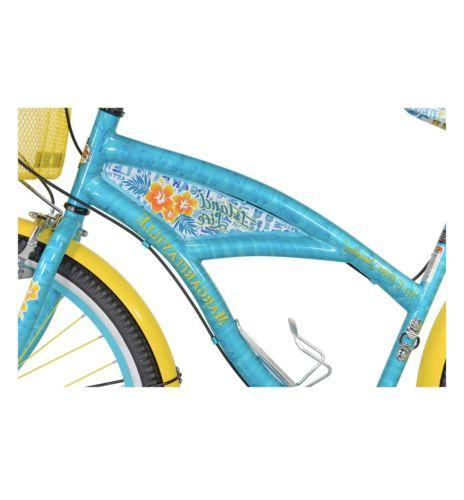 """BCA 26"""" Multi-Speed Cruiser Women's Bike,"""