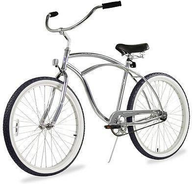 26 men beach cruiser bicycle bike urban