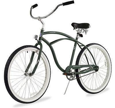 "26"" Men Bicycle Chrome"