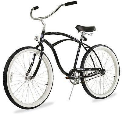 "26"" Men Bicycle Bike Firmstrong Chrome"