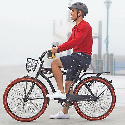 "Huffy 26"" Nel Lusso Cruiser Perfect Men's Bike Outdoor"