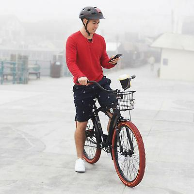 Huffy Nel Lusso Cruiser Perfect Fit Men's Bicycle Outdoor