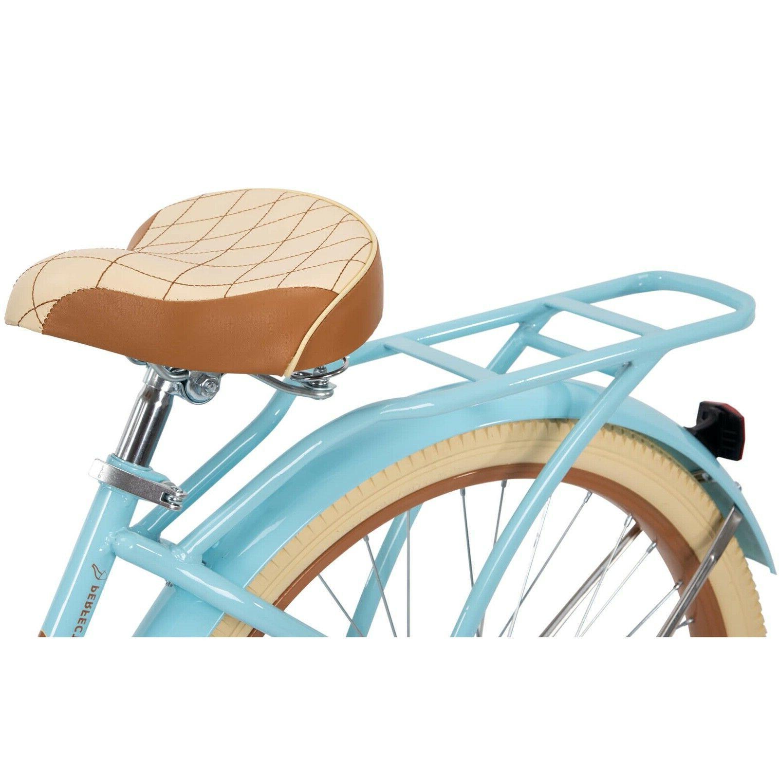 Huffy Women's Bike Nel Lusso Steel Fit --