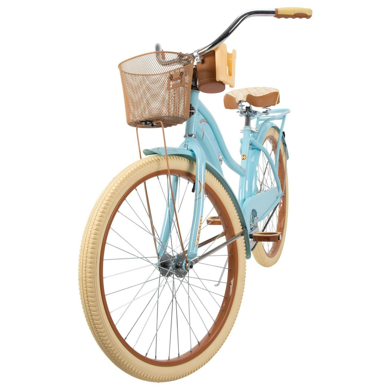 Huffy Bike Nel Lusso Steel Perfect Fit Frame --