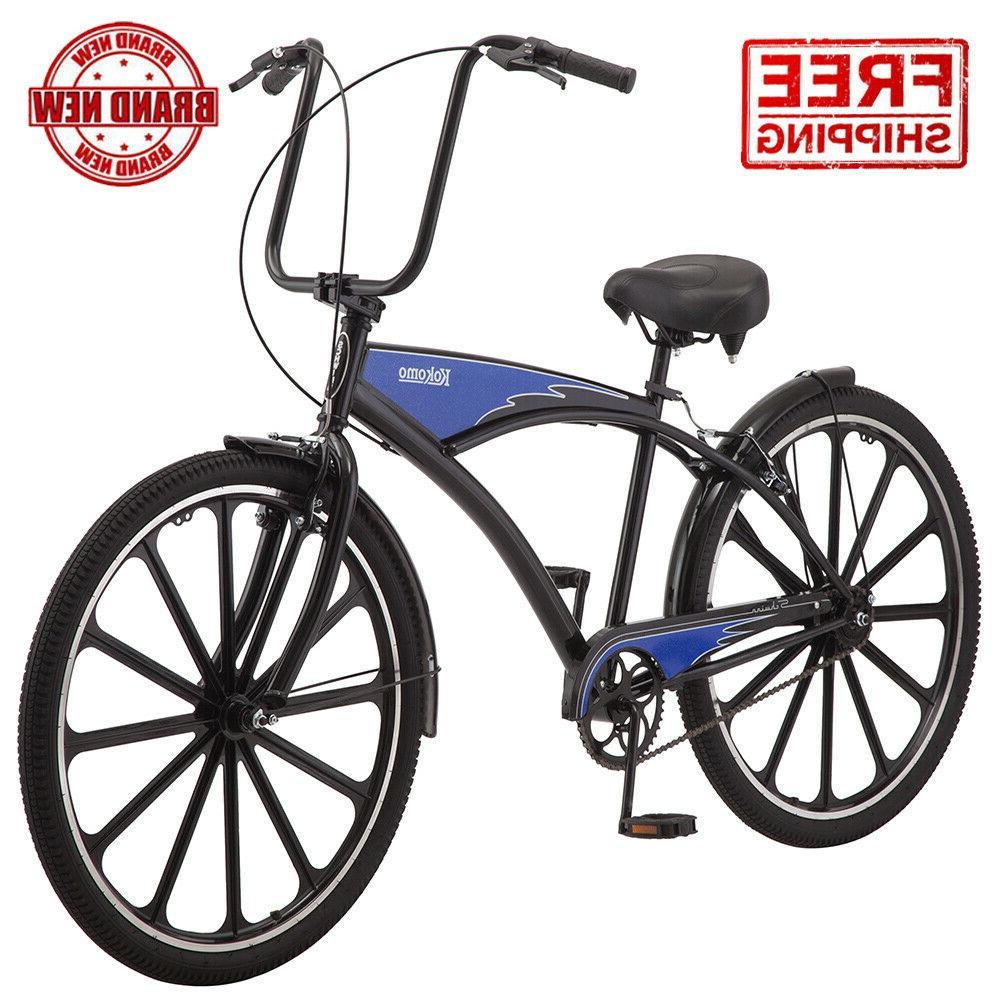 27 5 mens kokomo classic cruiser bike