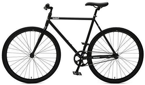 Critical Cycles Harper Coaster Fixie Style Commuter Brake, 53cm, Black