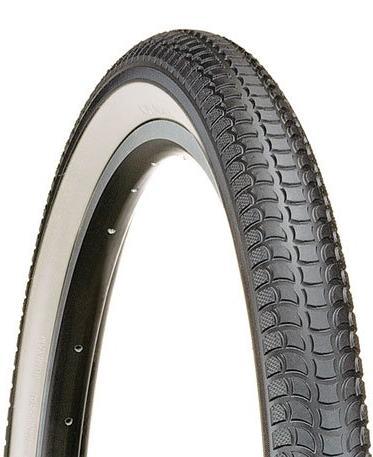 Kenda Cruiser/Street K-927 Whitewall Tire 26X2.125