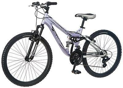 Mongoose R3577 Full Suspension Bicycle