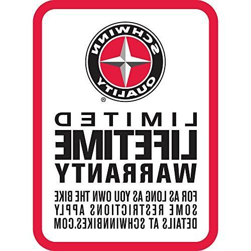 Schwinn S2367B Mist Girls Polo Mint, wheels