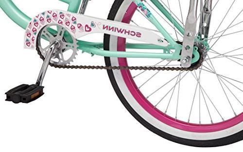 """Schwinn Mist Polo Bike, 20"""" Wheels, Mint, wheels"""