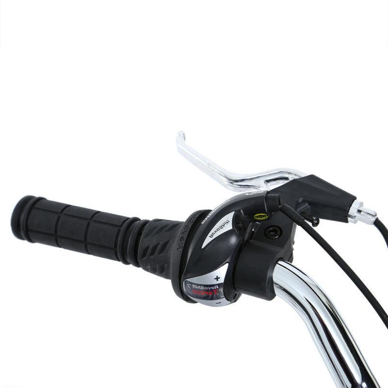 Ridgeyard Tricycle 7-Speed Trike