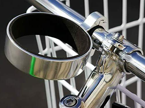 aluminum alloy handlebar cup drink holder cruiser