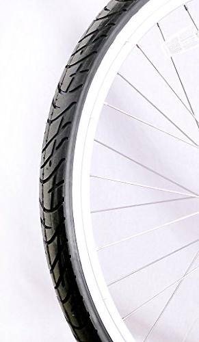 Fito Anti Weight Alloy Marina Alloy for women wheel Cruiser Bike Bicycle