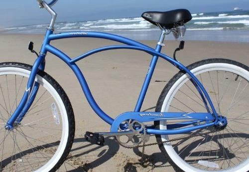 Men's Beach Firmstrong Urban, - Matte Blue