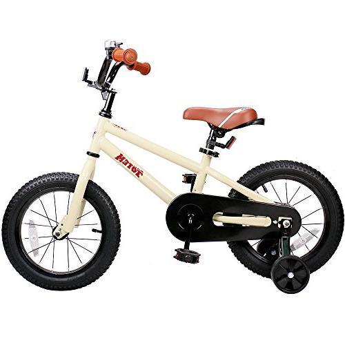 beige bike