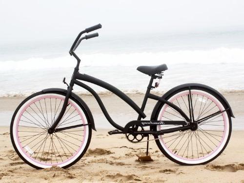 Women's Bella Fashionista Cruiser Bike, Green