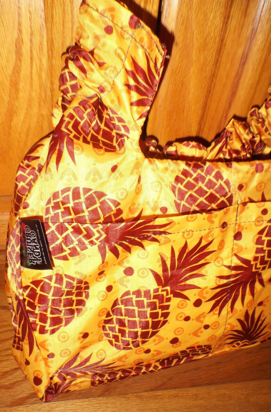 CRUISER LINER~Pineapples~Compact/Convertible/Fits