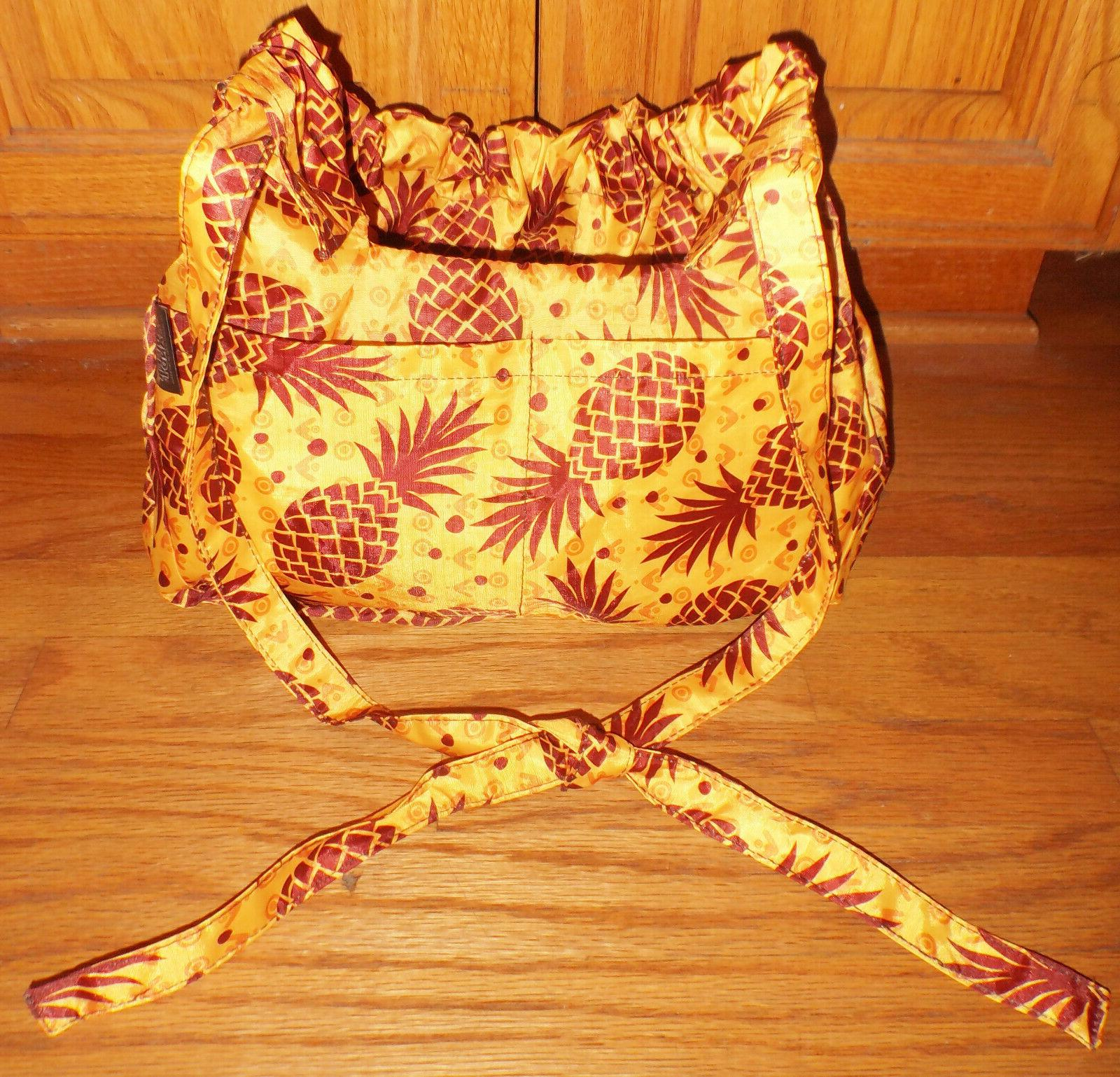LINER~Pineapples~Compact/Convertible/Fits All