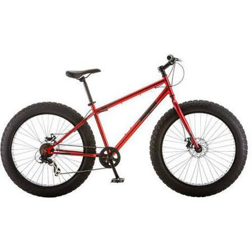 Mens 26 7 speed Fat Tire Beach Off Road Riding