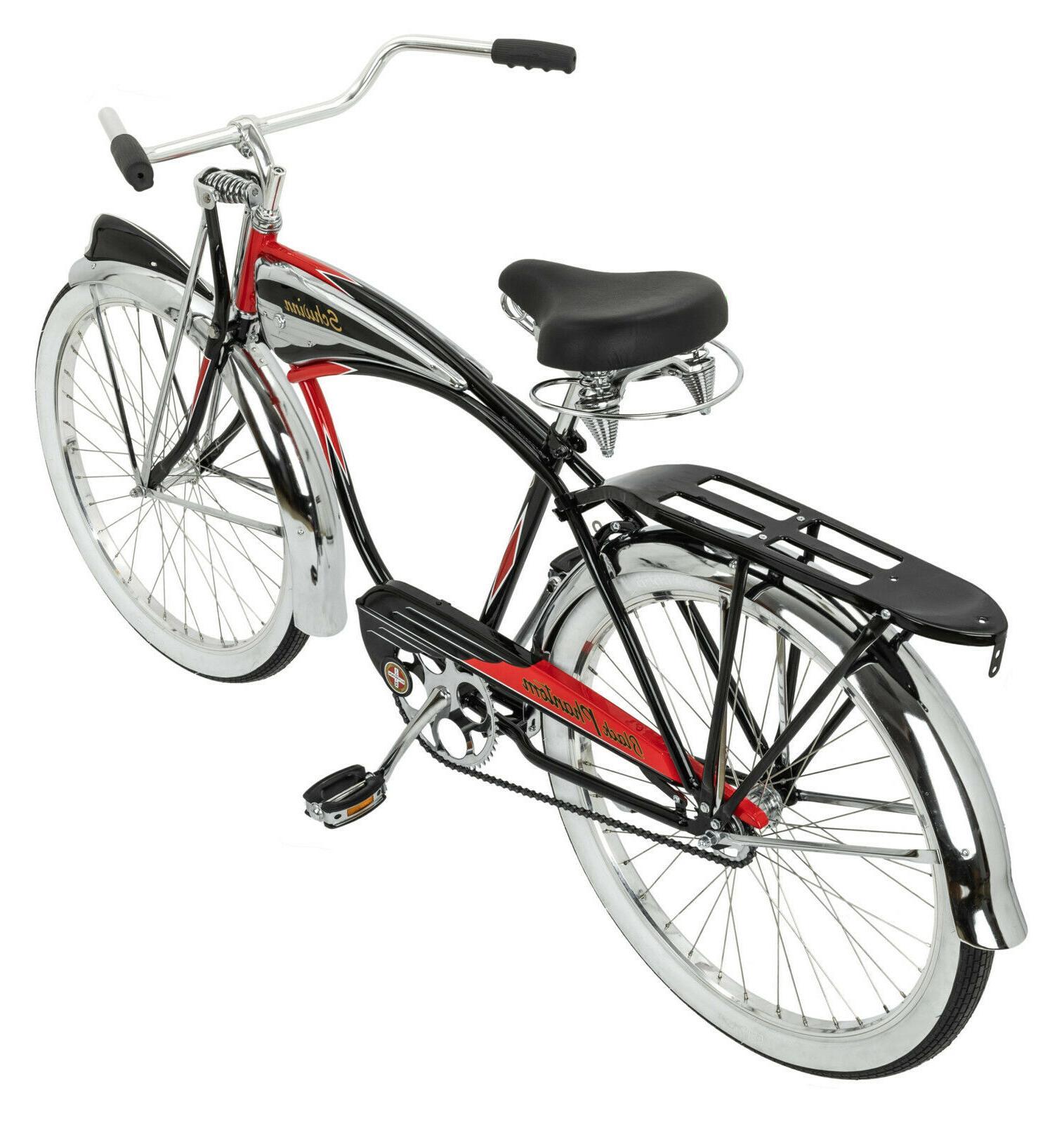 Schwinn Cruiser Bike, single speed, 26-inch wheels,