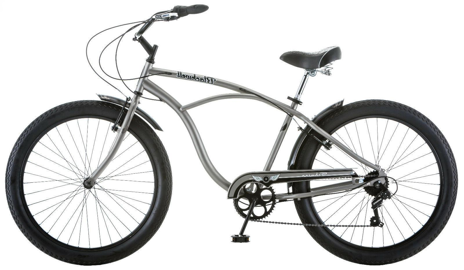 """26"""" Men's Blackwell Cruiser Bike,"""