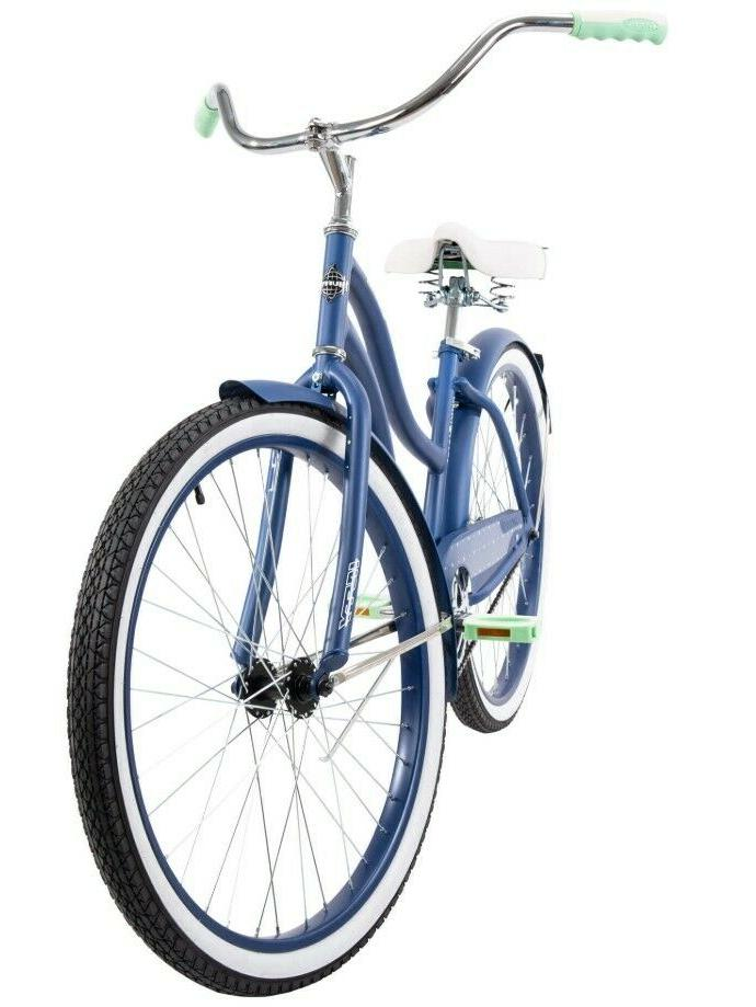 "Blue Cruiser 26"" Women City Beach New!"