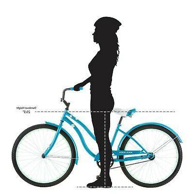 Brand New Women's Cruiser Bike, 26-Inch,