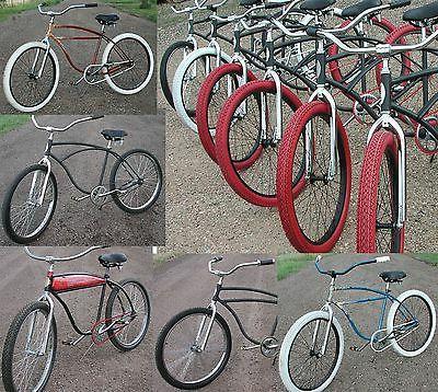 "Chrome Cruiser 1"" Headset Vintage MTB Bicycle"