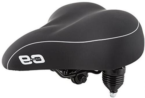cloud 9 gel bicycle saddle suspension cruiser