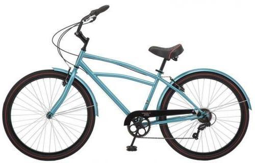 Schwinn Costin Cruiser Bike linear brakes