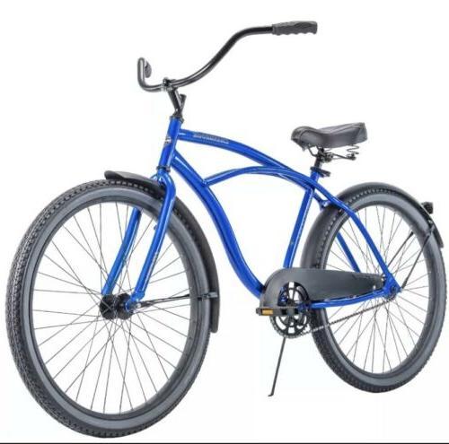 cranbrook mens cruiser bike 26 with perfect
