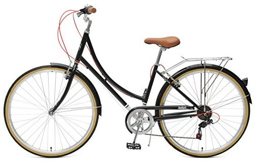Retrospec by Critical Cycles Beaumont-7 Speed Lady's Urban Bike,