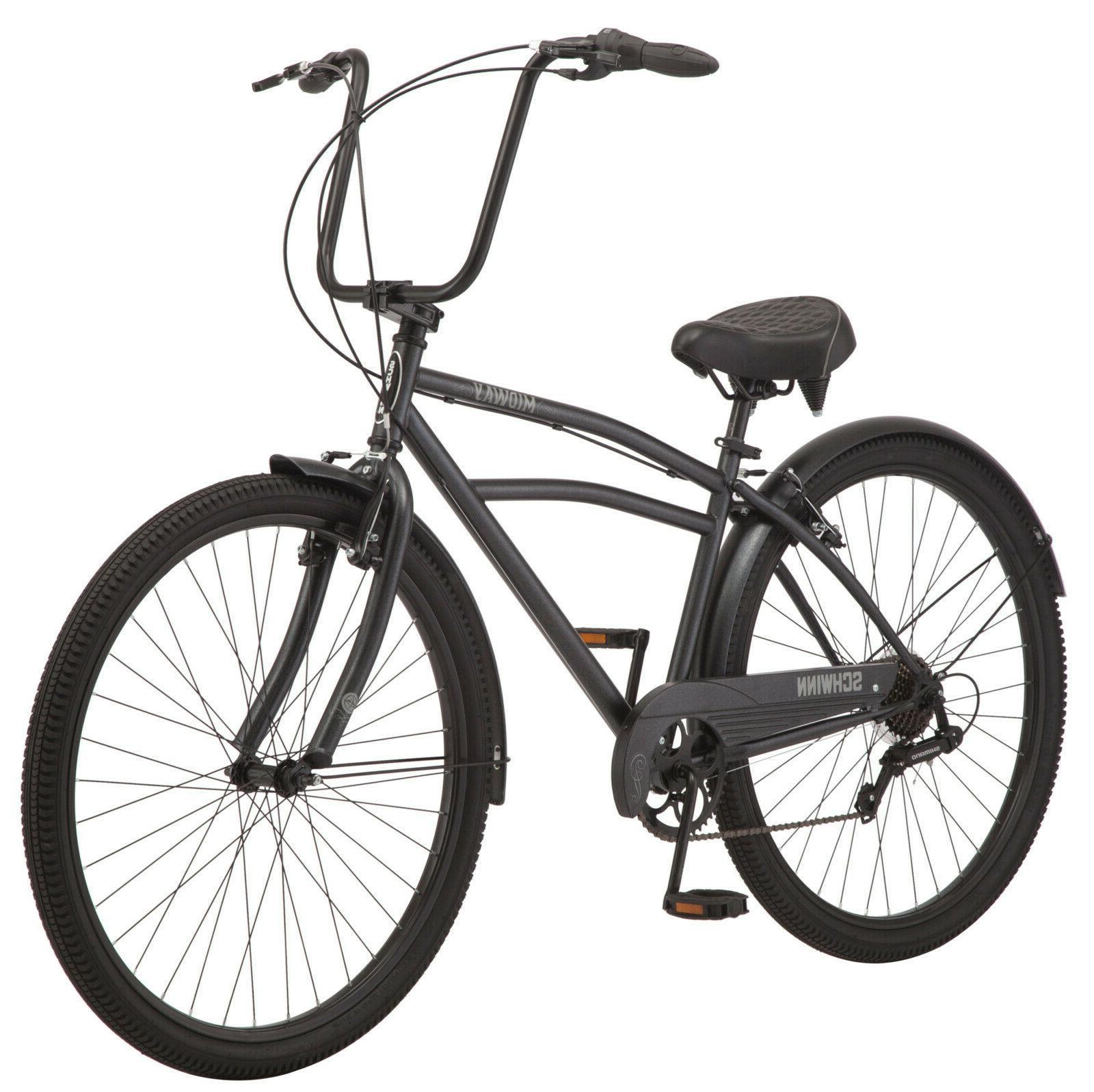 cruiser bike 7 speed twist shifter shimano
