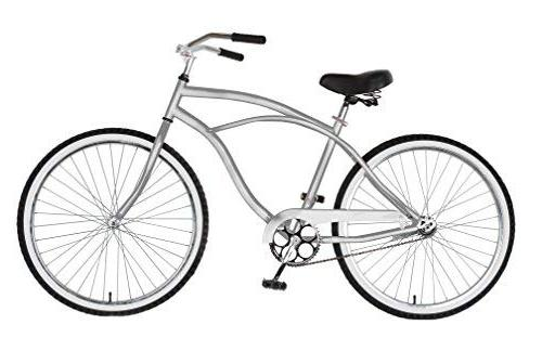 Cycle 26 18 inch Frame, Silver