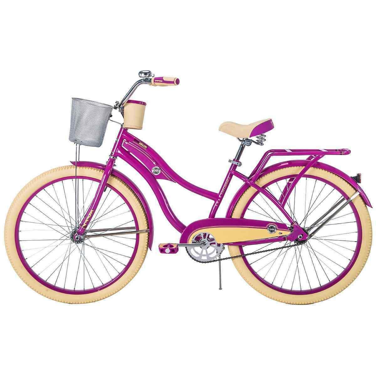 cruiser bike for women 26 inches purple