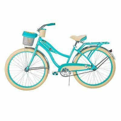 Huffy Cruiser Deluxe 26 Teal NEW