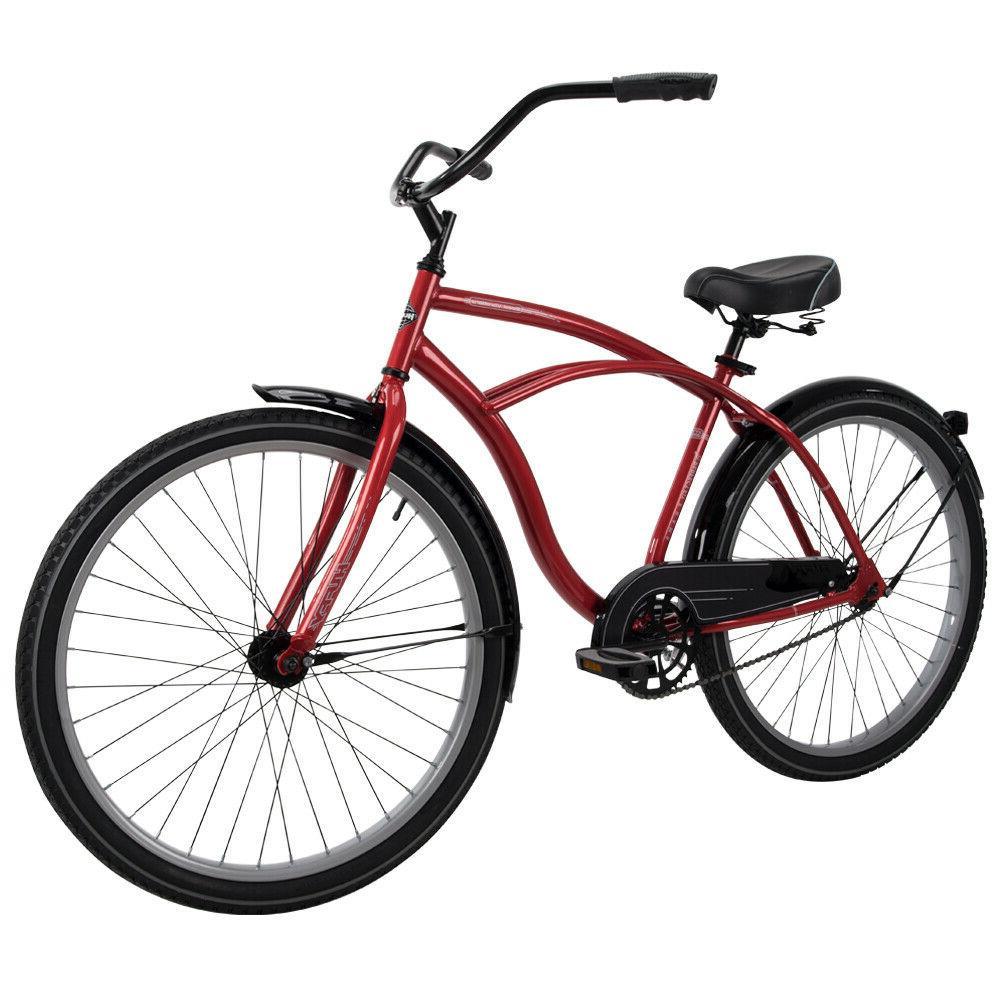 cruiser bikes 26 inch good vibrations men