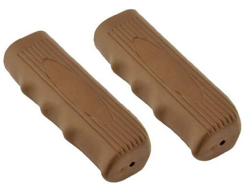 custom grips kraton rubber brown