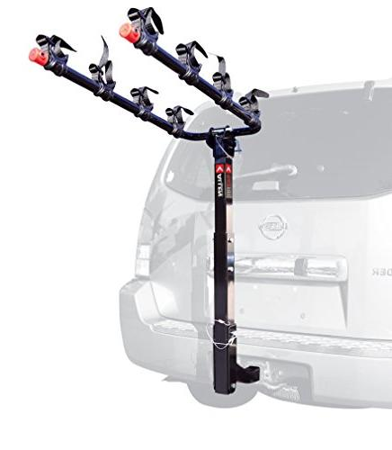 deluxe hitch mount rack