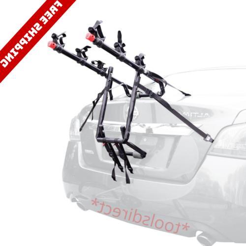 deluxe trunk mount carrier