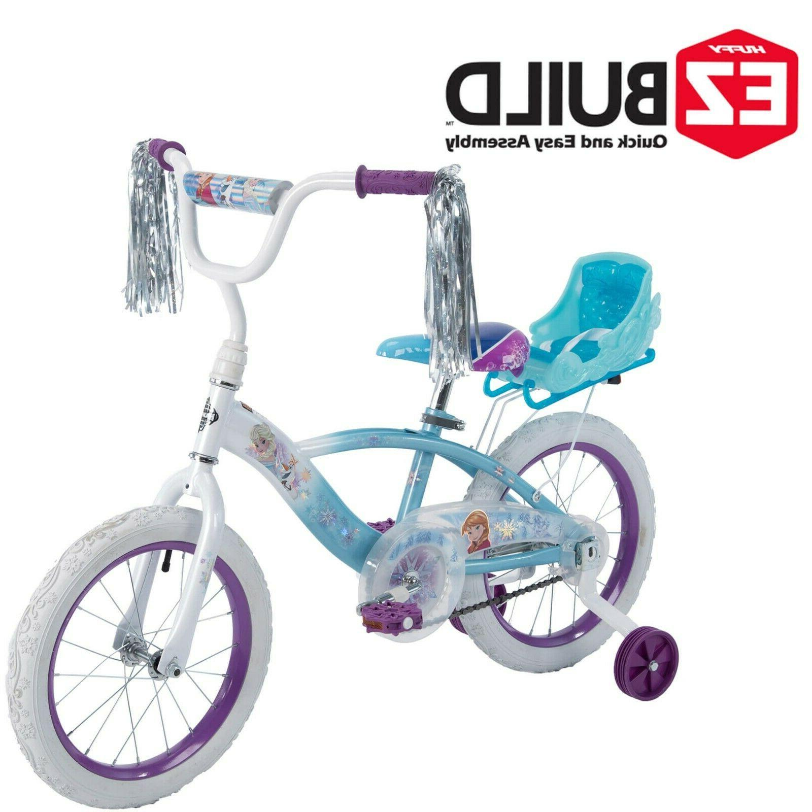 Build Girls Bike Sleigh Huffy bicycle