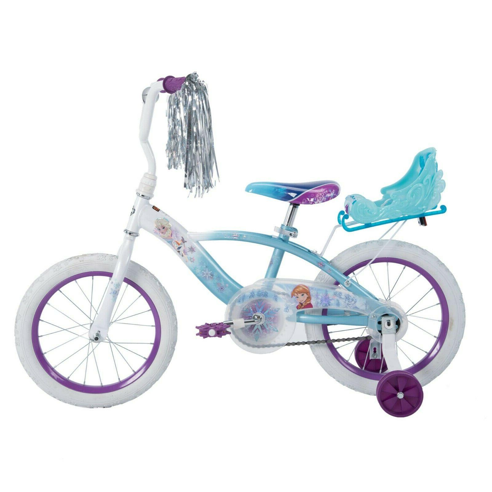 Disney EZ Build Girls Bike Sleigh bicycle