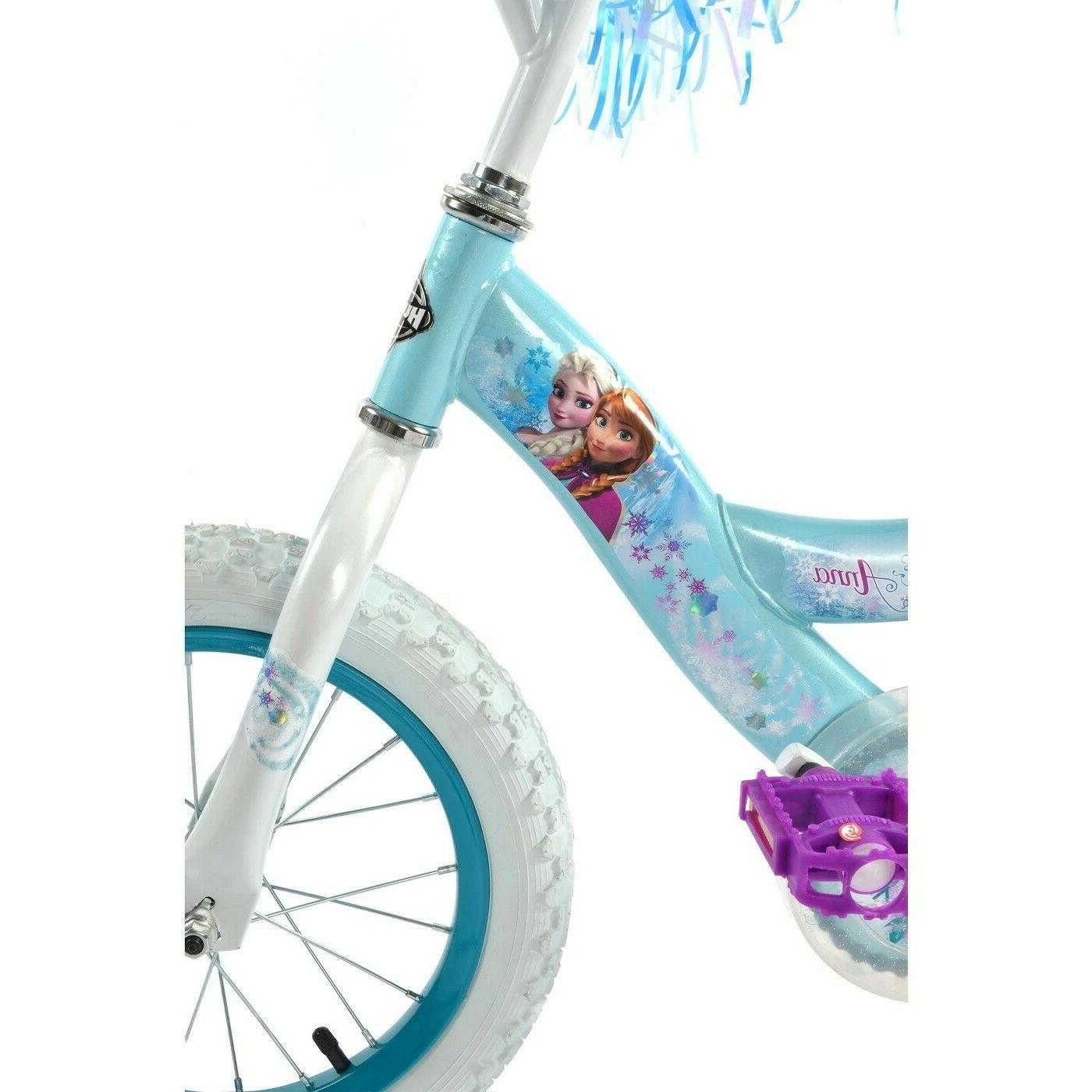 "Huffy Disney Bike with Sleigh 14"", 3"