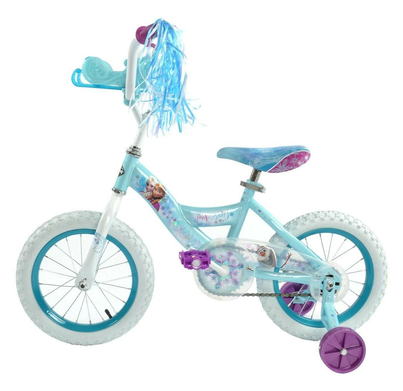 disney frozen cruiser bike with sleigh 14
