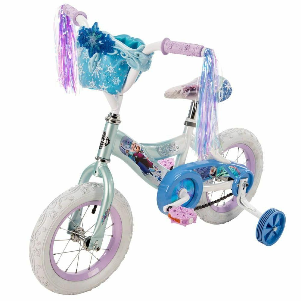 disney frozen girl s bike 12 inch